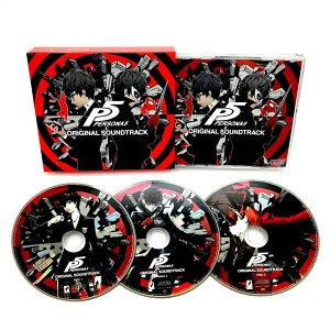 CD 『ペルソナ5』オリジナル・サウンドトラック[アトラス]《01月予約》