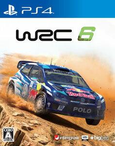 【特典】PS4 WRC 6 FIA ワールドラリーチャンピオンシップ[インターグロー]《03月…