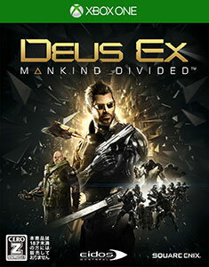 Xbox One Deus Ex: Mankind Divided[スクウェア・エニックス]《…