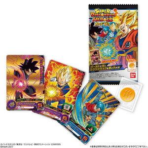 スーパードラゴンボールヒーローズ カードグミ 20個入りBOX (食玩) [バンダイ]