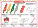 3Dドリームアーツペン 食品サンプルセット(4本ペン)[メガハウス]《取り寄せ※暫定》