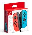 Nintendo Switch Joy-Con(L) ネオンレッド/(R) ネオンブルー[任天堂]《発売済・在庫品》