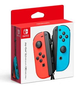 Nintendo Switch Joy-Con(L) ネオンレッド/(R) ネオンブルー[任天…