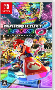 Nintendo Switch マリオカート8 デラックス[任天堂]【送料無料】《04月予約》