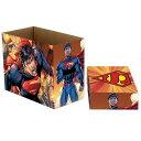 コミックブック ストレージボックス/ DCコミックス スーパーマン フライ ver[ネカ]《発売済・在庫品》
