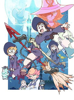 "DVD TVアニメ「リトルウィッチアカデミア」Vol.4 DVD 初回生産限定版(DVD TV Anime ""Little Witch Academia"" Vol.4 DVD Initial Production Limited Edition(Pre-order))"