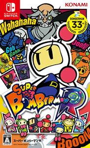 Nintendo Switch スーパーボンバーマン R[コナミ]【送料無料】《03月予約》