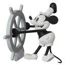 ウルトラディテールフィギュア No.350 UDF Disney シリーズ6 ミッキーマウス(蒸気船ウィリー)[メディコム・トイ]《09月予約》