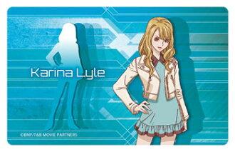劇場版 TIGER & BUNNY -The Rising- プレートバッジ カリーナ・ライル(Movie Tiger & Bunny: The Rising - Plate Badge: Karina Lyle(Pre-order))