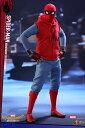 ムービー・マスターピース スパイダーマン 1/6 ホームメイド・スーツ版 ※延期・前倒し可能性大[ホットトイズ]【同梱不可】【送料無料】《11月仮予約》