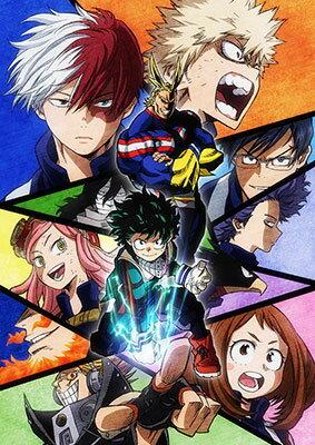 BD 僕のヒーローアカデミア 2nd Vol.4 Blu-ray 初回生産限定版[東宝]《取り寄せ※暫定》