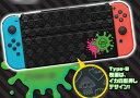 FRONT COVER COLLECTION for Nintendo Switch (splatoon2)Type-B[キーズファクトリー]《発売済・在庫品》