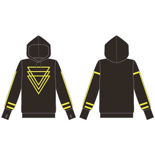 A3! 斑鳩三角の私服パーカーフリーサイズ(再販)[ACOS]《06月予約》