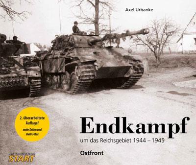 エンドカンプフ -ドイツ国内最終戦- 1944-45(増補改訂版) (書籍)[Luftfahrtverlag Start]《取り寄...