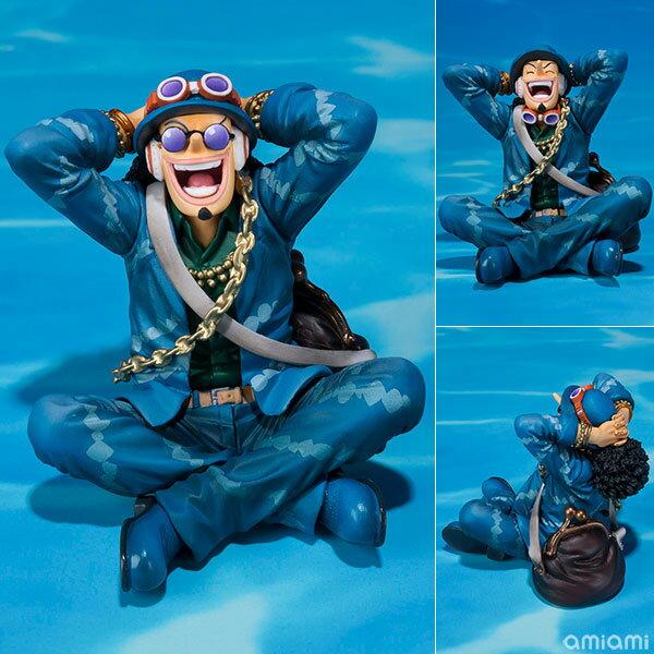 フィギュアーツZERO ウソップ-ONE PIECE 20周年 ver.- 『ワンピース』[バンダイ]《発売済・在庫品》