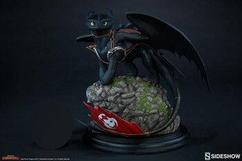 『ヒックとドラゴン2』スタチュートゥース[サイドショウ]【送料無料】《12月仮予約》