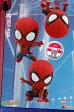 コスベイビー『スパイダーマン:ホームカミング』[サイズS] スパイダーマン(3体セット)[ホットトイズ]《発売済・在庫品》