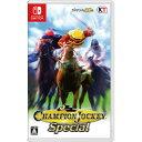 Nintendo Switch Champion Jockey Special[コーエーテクモゲームス]【送料無料】《取り寄せ※暫定》