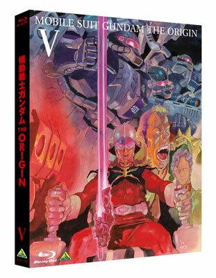 BD 機動戦士ガンダム THE ORIGIN V 激突 ルウム会戦 (Blu-ray Disc)[バンダイビジュアル]《取り寄せ※暫定》