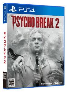 PS4 PSYCHOBREAK 2 (サイコブレイク 2)[ベセスダ・ソフトワークス]《発売済…