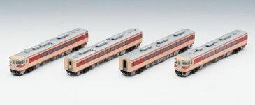 98269 国鉄 キハ82系特急ディーゼルカー基本セット(4両)(再販)[TOMIX]【送料無料】《03月予約》