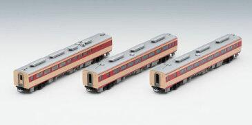 98270 国鉄 キハ82系特急ディーゼルカー増結セット(3両)(再販)[TOMIX]《03月予約》