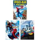スパイダーマン ホームカミング/ クリアファイル 3種セット[イン・ロック]《08月仮予約》