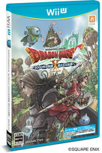 Wii U ドラゴンクエストX 5000年の旅路 遥かなる故郷へ オンライン[スクウェア・エニ…