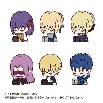 劇場版Fate/staynight[Heaven'sFeel]UTATANEこれくしょん6個入りBOX[マックスリミテッド]《10月予約》