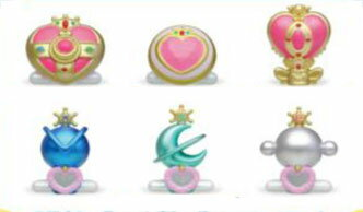 Oh!-egg美少女戦士セーラームーンバスボール〜プラネットドリームver.〜6個入りBOX[バンダイ]《10月予約》