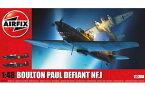 1/48 ボールトンポール デファイアント NF.1 プラモデル[エアフィックス]《11月予約》