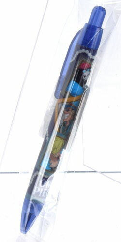 ワンピース ボールペンC(サンジ・ウソップ・ブルック)[POMMOP]《発売済・在庫品》