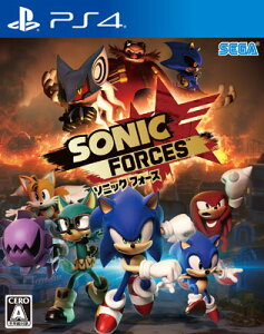 PS4 ソニックフォース[セガゲームス]《11月予約》