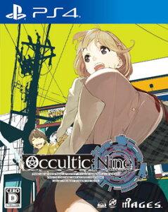 【特典】PS4 OCCULTIC;NINE 通常版[5pb.]《11月予約》