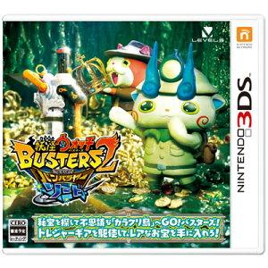 【特典】3DS 妖怪ウォッチバスターズ2 秘宝伝説バンバラヤー ソード[レベルファイブ]【送料…