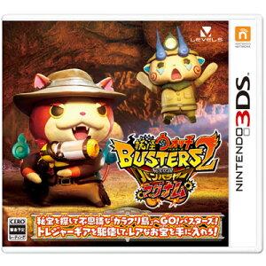 【特典】3DS 妖怪ウォッチバスターズ2 秘宝伝説バンバラヤー マグナム[レベルファイブ]【送…