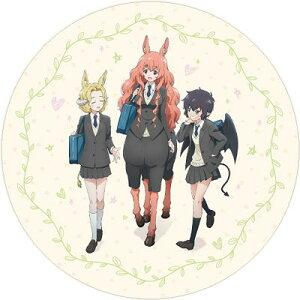 セントールの悩み ラウンドクッション A:姫乃、希、羌子[キャラアニ]《11月予約※暫定》