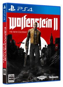 PS4 ウルフェンシュタイン 2:ザ ニューコロッサス[ベセスダ・ソフトワークス]《11月予約…