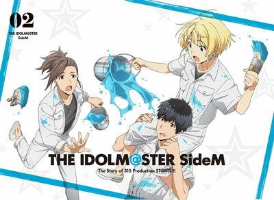 BD アイドルマスター SideM 2 完全生産限定版 (Blu-ray Disc)[アニプレックス]《01月予約》