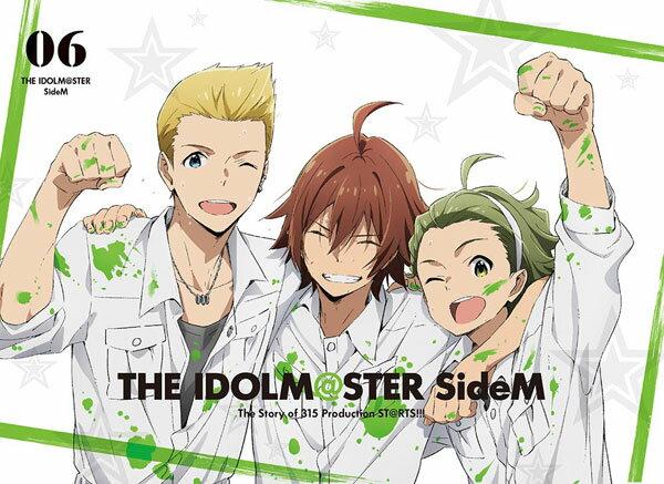 BD アイドルマスター SideM 6 完全生産限定版 (Blu-ray Disc)[アニプレックス]【送料無料】《発売済・在庫品》