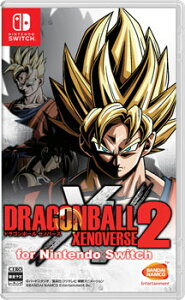 ドラゴンボール ゼノバース2 for Nintendo Switch(再販)[バンダイナムコ]【送料無料】《発売済・在庫品》