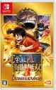 Nintendo Switch ワンピース 海賊無双3 デラックスエディション[バンダイナムコ]【送料無料】《12月予約》