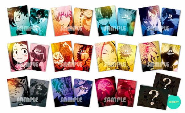 僕のヒーローアカデミア スピリッツファイルコレクション 12個入りBOX[タカラトミーアーツ]【送料無料】《発売済・在庫品》