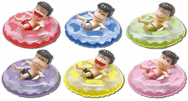 おそ松さん キャラプカ 6個入りBOX[エンスカイ]【送料無料】《発売済・在庫品》