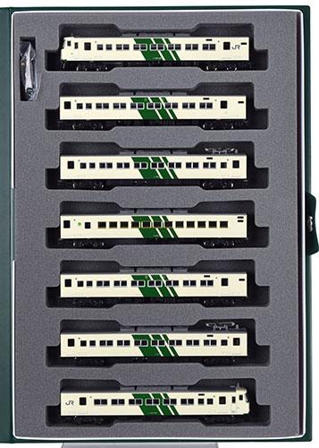 10-1442 185系200番台踊り子色 7両セット[KATO]【送料無料】《発売済・在庫品》