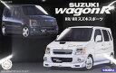 1/24 インチアップシリーズ No.45 スズキ ワゴンR RR/RR スズキスポーツ プラモデル[フジミ模型]《取り寄せ※暫定》