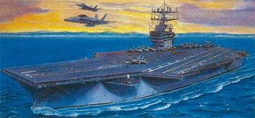 戦艦・空母 No.15 1/800 空母 ルーズベルト プラモデル(再販)[マイクロエース]《取り寄せ※暫定》