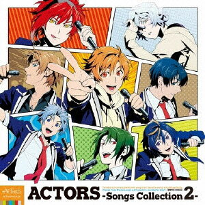 CD ACTORS -Songs Collection2-[ポニーキャニオン]《取り寄せ※暫定》