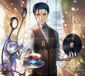 CD Fate/Grand Order Original Soundtrack II[アニプレックス]《03月予約》