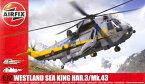 1/72 ウェストランドシーキング HAR.3 プラモデル[エアフィックス]《発売済・在庫品》